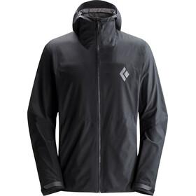 Black Diamond Liquid Point Shell Jacket Men Black